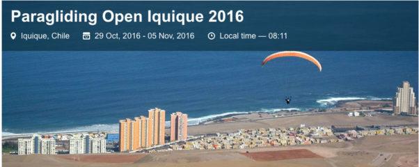 Iquique PG Open 2016 @ Antofagasta | Región de Antofagasta | Chile