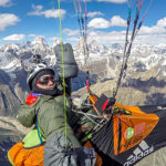 'Did I feel good? And go up' – Antoine Girard flies Broad Peak