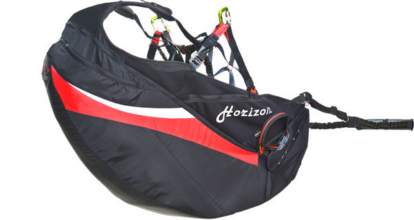 Sol Horizon: light and compact traditional harness