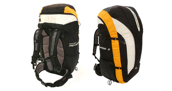 Swing Connect Reverse 2 paraglider harness