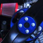 Cobra 4ST190: 4-stroke paramotor