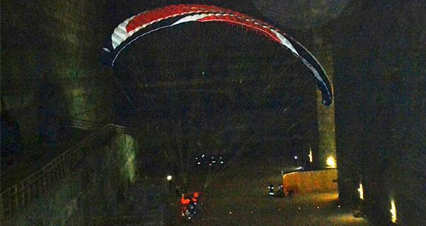 Paragliding Salina Slănic Prahov