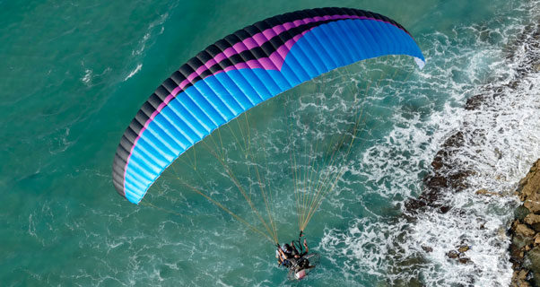 Apco Play 42 PPG tandem: new colours