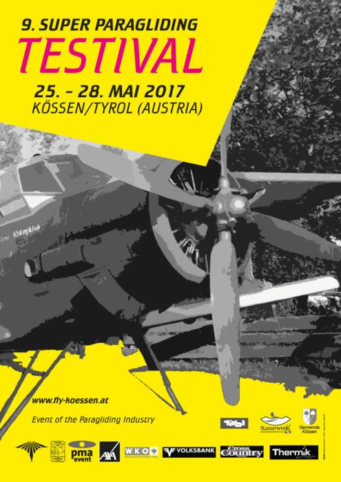 Super Paragliding Testival 2017 @ Koessen | Kössen | Tyrol | Austria