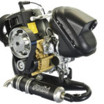 Polini Thor 190 Evo: powerful two-stroke engine