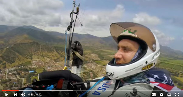 Video Q&A: Paragliding through Iran with Nick Greece