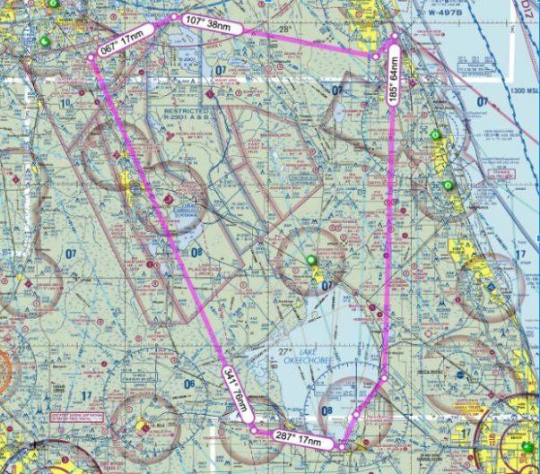 Icarus X-Race course