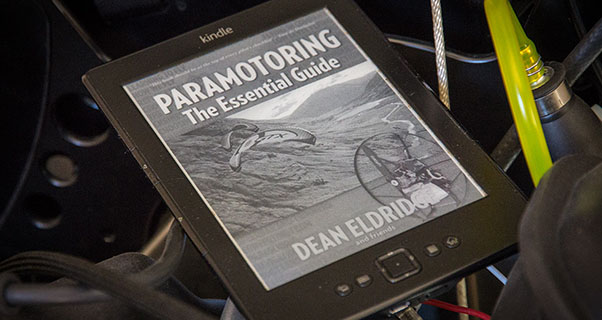 Paramotoring The Essential Guide: Out on Kindle and Kobo
