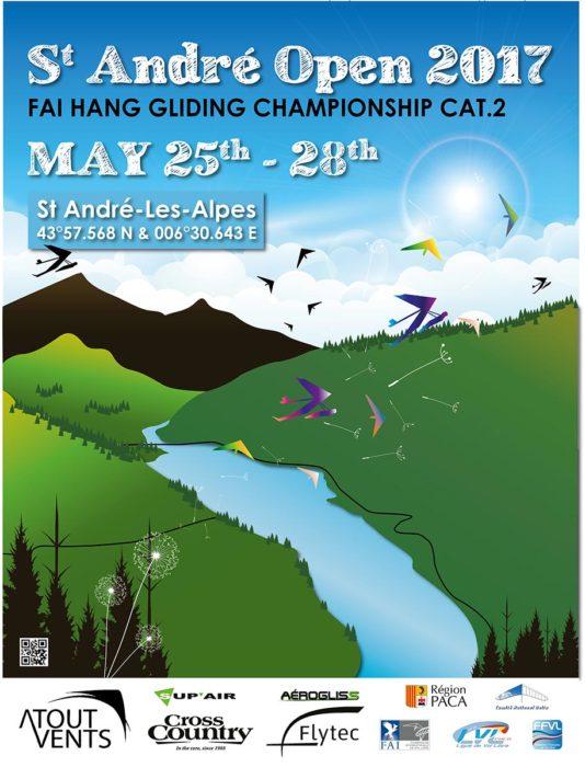 St Andre HG Open @ Saint-André-les-Alpes | Provence-Alpes-Côte d'Azur | France
