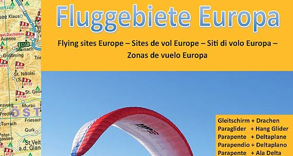 Cloudbase Media release second European Flying Sites Guide