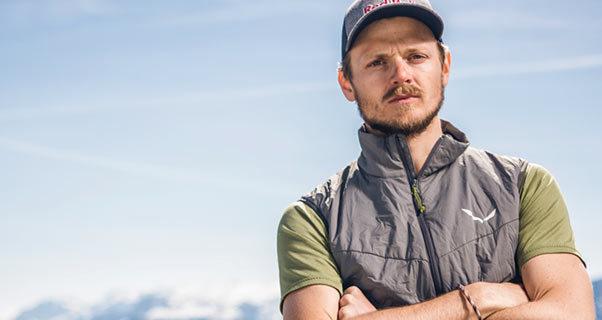 G-Force: Matt Warren trains with Paul Guschlbauer