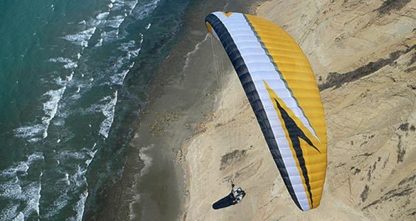 Swing announce Arcus RS 'low B' paraglider