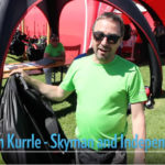 Video: Skyman's superlight paragliding pod harness