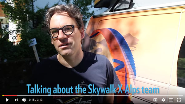 Red Bull X-Alps 2017: Skywalk get ready for the big game