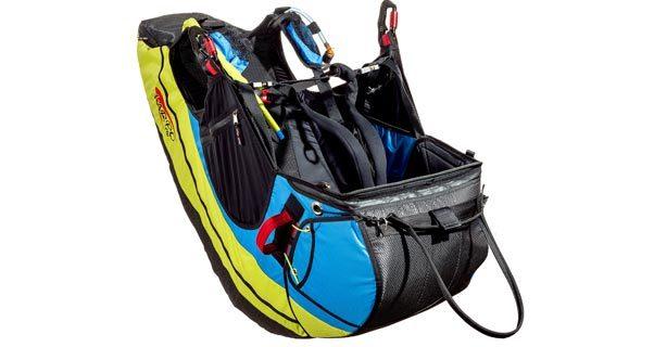 Karpofly Arrow X-Alps 4 paraglider harness