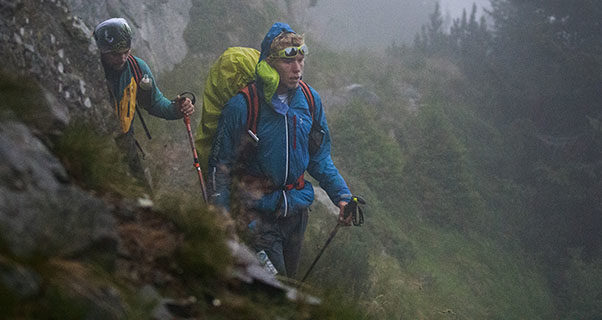 Tom Payne: 'All dig deep in the closing act of the X-Alps'