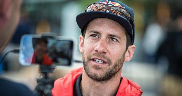 Red Bull X-Alps 2017: Chrigel Maurer and Tobias Dimmler