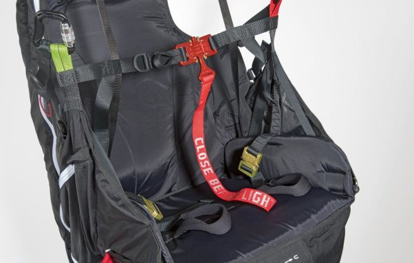 Independence Looping reversible harness