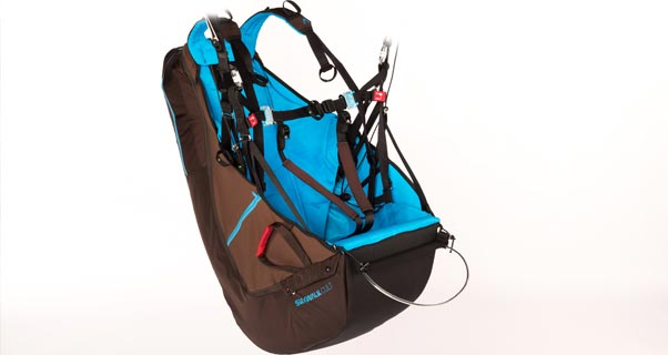 Skywalk Cult 4 paraglider harness