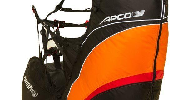 Apco's Chairbag V reversible harness
